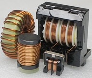 Each type of coil